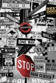 STREET SIGNS - One way or the other Fototapete, Poster